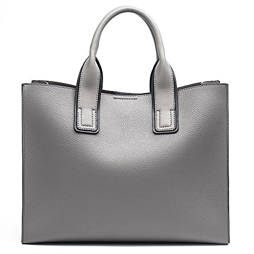 Hobo bags Handbags Bucket Women bag Designer Shoulder Bags Leather Tote Purses Grey work Handbag Women's Oagzqwq