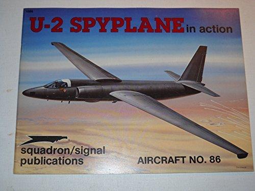 U-2 Spyplane in Action - Aircraft No. 86