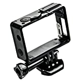 Shanglite Go Pro Accessories Standard Frame for Gopro Standard Frame(Camera+LCD BacPac/Battery)+UV Lens Kit Mount For Gopro Hero3 3+ 4