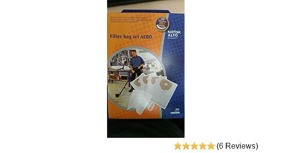 Dust Bags for Aero, 4/pk - - Amazon.com