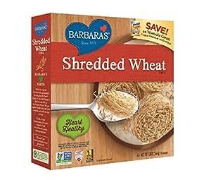 Barbara's Bakery Shredded Wheat Cereal, 13 Ounce