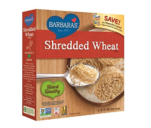 Barbaras Bakery Fat (Barbara's Shredded Wheat Cereal, 13)