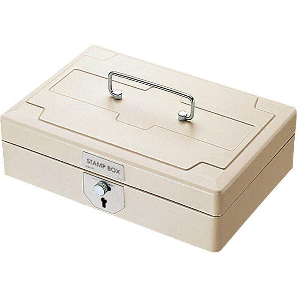 (まとめ買い)コクヨ スチール印箱 鍵付き 特2 IB-22 【×3】   B07PMK15Y4