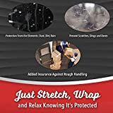 2 Pack Industrial Strength Mini Hand Stretch Wrap