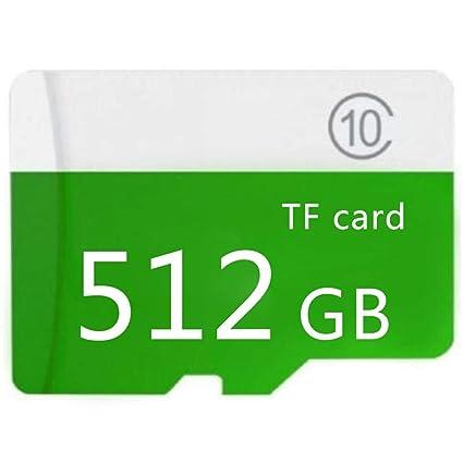 Beatie* Micro SD 512gb, Clase 10 Tarjetas MicroSD, Tarjeta De Memoria De Gran Capacidad Adecuada para Dispositivos Móviles/PC, Capacidad - 1GB/ 2GB/ ...