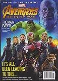Marvel Avengers Infinity War Magazine 2018
