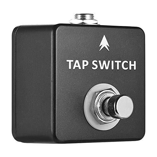 Algol - MOSKY TAP SWITCH Guitar Effect Pedal Tap Tempo Switch Guitar Pedal Full Metal Shell Guitar Parts & Accessories