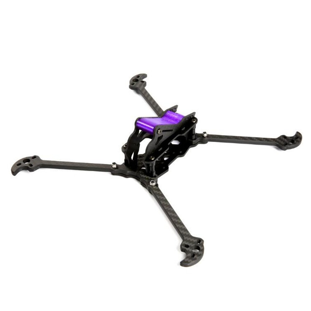 KINGDUO Iflight Tau-H7 273Mm Radstand 7 inch 5Mm Arm 3K Carbonfaser FPV Racing Frame Kit Für Rc Drone