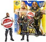 Big Show vs. Mark Henry Figure w/ Do Not Enter Sign: WWE Battle Pack Action Figure Series