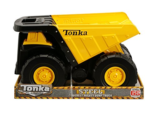 Tonka Toy Trucks (Tonka Toughest Mighty Dump)