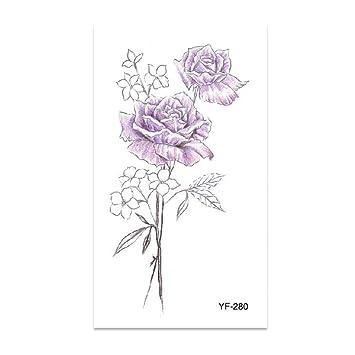 9 piezas pegatinas de tatuaje para tatuajes pintadas a mano letras ...