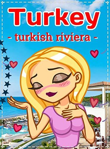Turkey Vacation - Turkish Riviera: Travel Holidays Asia.  Mediterranean Sea and Aegean Sea.  Overview of the best places to visit in Turkey (Antalya, Kusadası, Bodrum, Side, Marmaris, Alanya, Kemer). (Antalya Best Places To Visit)