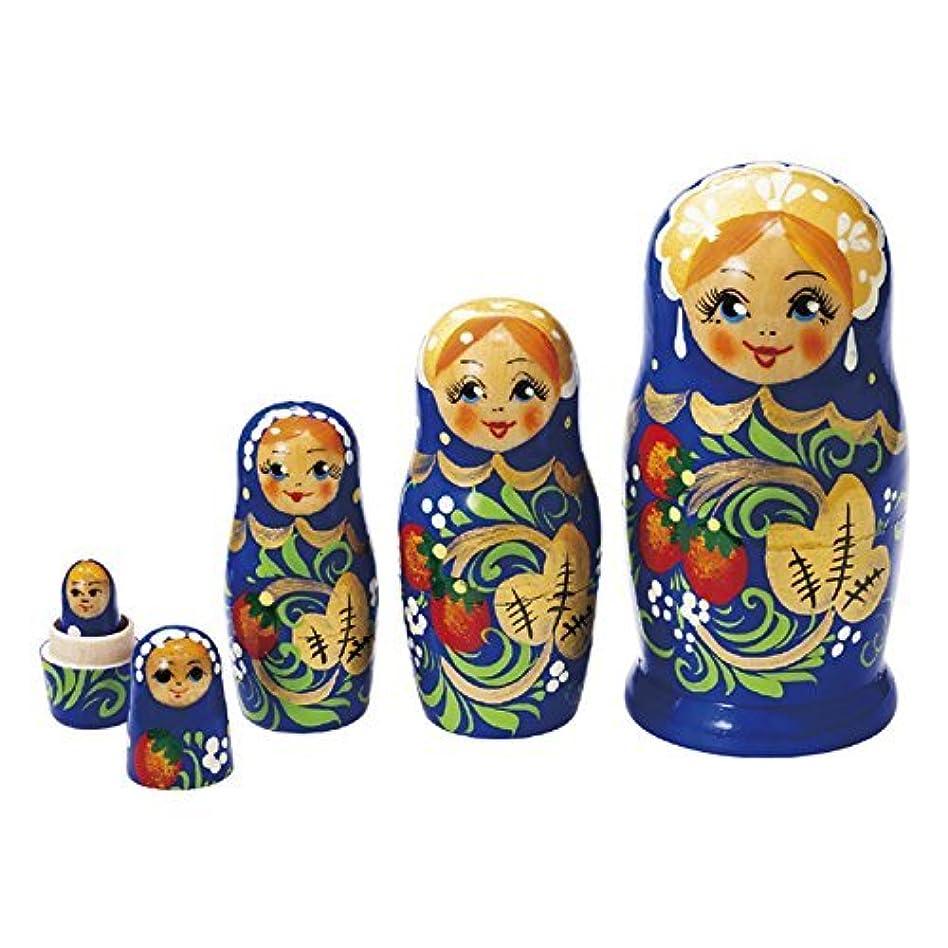 特別に折る経度可愛いフクロウ マトリョーシカ人形 マトリョーシカ 手業 手塗り 木製品 10個組 誕生日プレゼント 贈り物 子供のおもちゃ 飾り物 置物 期間限定