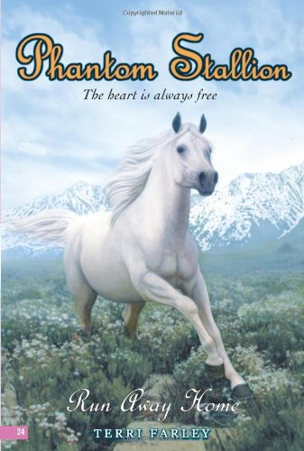 Phantom Stallion #24: Run Away Home pdf