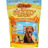 zukes skinny bakes pumpkin - Zukes Skinny Bakes Pumpkin and Sweet Potato Crunch Dog Biscuits, 12 Ounce -- 6 per case.