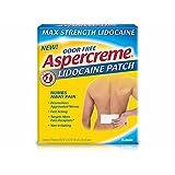 Aspercreme Lidocaine Patch Maximum Strength, 5 Count
