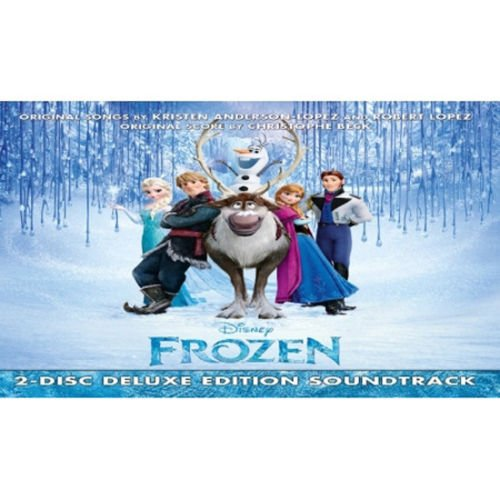 FROZEN - O.S.T. (2CD DELUXE Edition)
