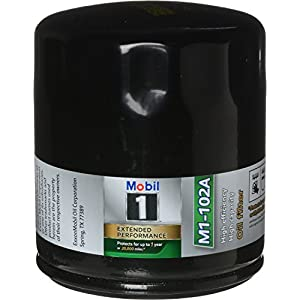 Mobil 1 M1-102A Extended Performance Oil Filter, 1 Pack