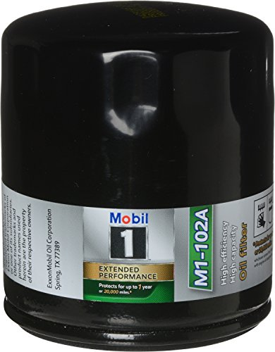 Mobil 1 M1-102A Extended Performance Oil Filter, Pack of 2 by Mobil 1
