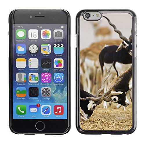 "Premio Sottile Slim Cassa Custodia Case Cover Shell // V00002990 antilopes Blackbuck // Apple iPhone 6 6S 6G PLUS 5.5"""