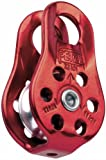 Fixe Pulley Orange 000 by Petzl(Orange), Outdoor Stuffs