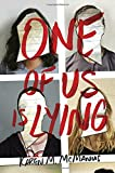 """One of Us Is Lying"" av Karen M. McManus"