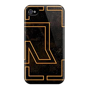 Bumper Hard Phone Covers For Apple Iphone 4/4s With Support Your Personal Customized Trendy Rammstein Pictures MarcClements