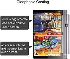 Lenovo Yoga Tab 3 Pro X90F Cristal Templado,Vikoo 9H 0.3mm Ultra ...
