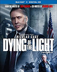 Cover Image for 'Dying of the Light'