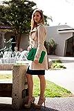 Vangoddy Hydei Green Nylon Shoulder Bag Sleeve for