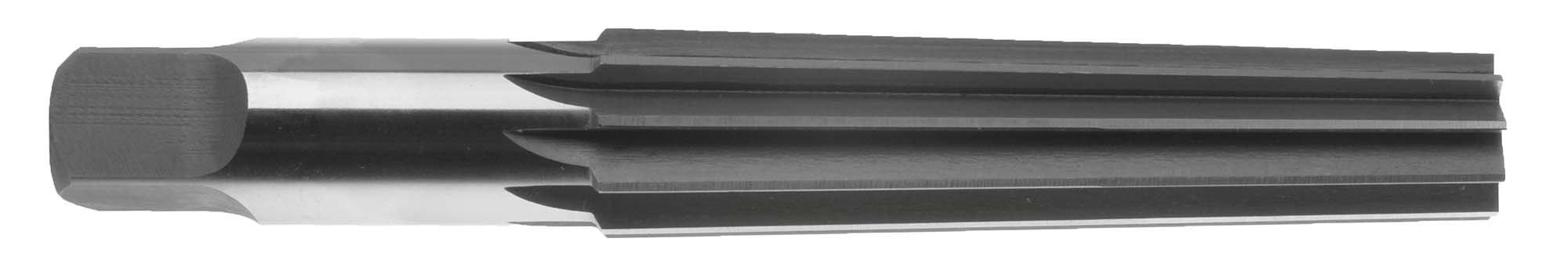1 MT Morse Taper Hand Finishing Reamer, High Speed Steel