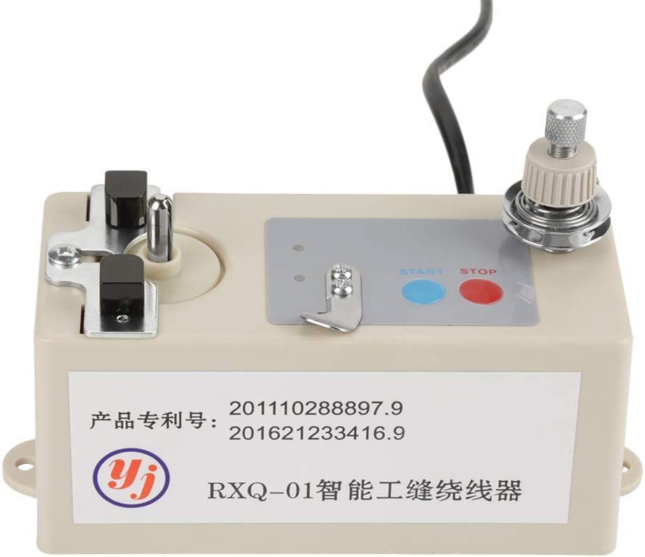 220V w//europe plug Automatic Shut Off Bobbin Winder Thread Stand Fits All Type Bobbins Universal