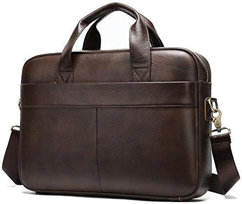 ビジネスバッグ メンズ 本革 牛革トートバッグ ショルダーバッグ メンズ 斜め掛け 2WAY A4 15.6インチPCバッグ 大容量 出張 就活 営業 ビジネス