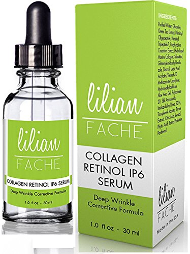 Fine Line and Wrinkle Repair Correction Collagen Retinol ...