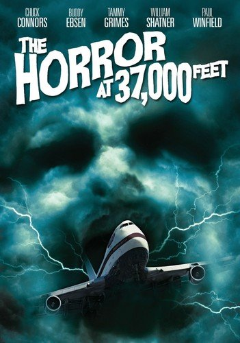 DVD : The Horror at 37,000 Feet (Full Frame, Sensormatic)