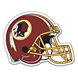 NFL Washington Redskins 12-Inch Vinyl Helmet Magnet