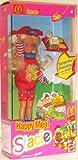 Barbie Mcdonald's Happy Meal STACIE Doll w Surprise Jewelry (1993)