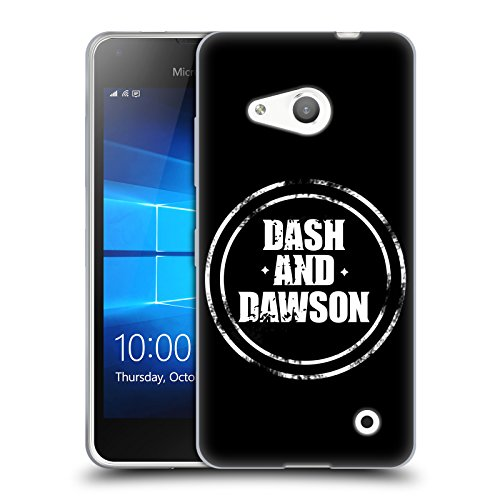 Dash 550 Designs (Official WWE Dash And Dawson The Revival Soft Gel Case for Microsoft Lumia 550)