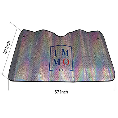 01 Windshield Sun Shade - 4