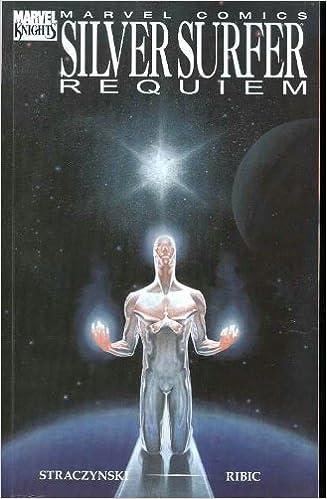 Amazon.com: Silver Surfer: Requiem (9780785117964): J. Michael Straczynski,  Esad Ribic: Books