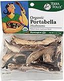Terra Dolce Organic Portabella Mushrooms, 0.5 Ounce