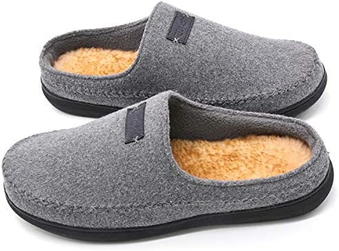 Zigzagger Comfort Fabric Memory Slippers product image