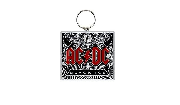 a8a31f79e24 Amazon.com  AC DC Black Ice Official Keyring  Clothing