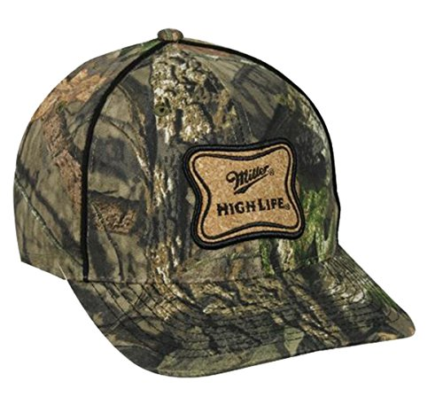Mossy Oak Miller High Profiled-Fit Closure - High Miller Life Cap