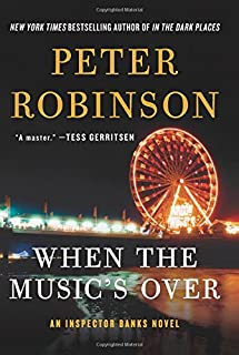 Book Cover: When the Music's Over: An Inspector Banks Novel