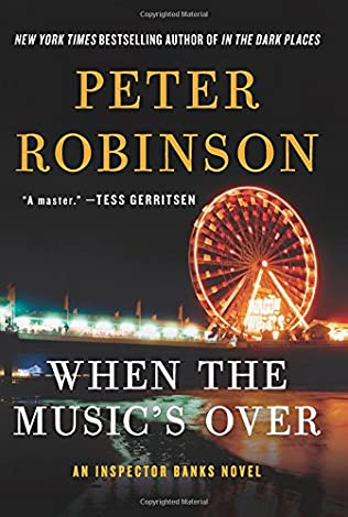 book cover of When the Music\'s Over