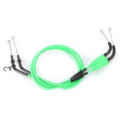 GZYF - Cable para acelerador de motocicleta Kawasaki Ninja ...