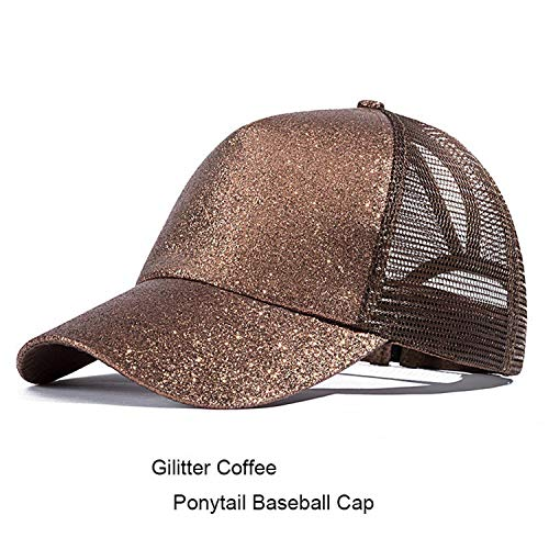 New Design Ponytail Caps for Women Camo Pattern Mesh Cap Summer Baseball Cap 9 with Tag