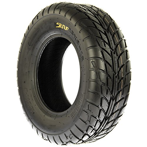 Pair of 2 SunF A021 TT Sport ATV UTV Dirt & Flat Track Tires 22x7-10, 6 PR, Tubeless by SunF (Image #4)