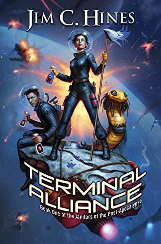 Terminal Alliance (Janitors of the Post-Apocalypse) Action Terminal